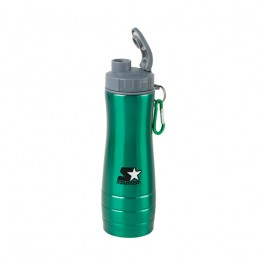 Green / Gray 26oz Action Water Bottle