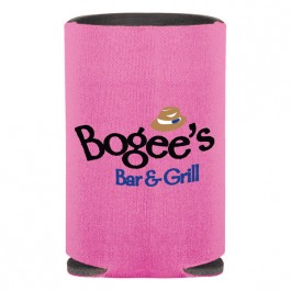 Pink Collapsible KOOZIE(R) Can Kooler