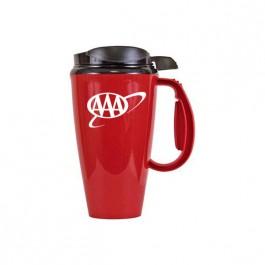 Red 16 oz Journey Coffee Mug