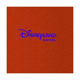 Red Linun Luncheon Napkin