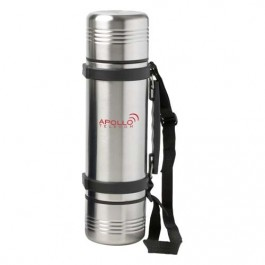 Stainless / Black 34oz. Orion 3-in-1 Thermos