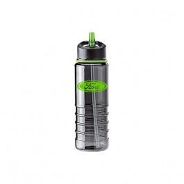Smoke / Green 25 oz. Tritan Color Band Flip Top Water Bottle