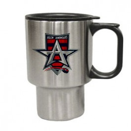 Stainless / Black 16oz Classic Travel Mug – FCP