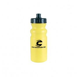 Yellow 20 oz Cycle Water Bottle