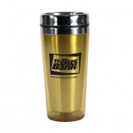 Yellow 16 oz Acrylic  Spectrum Top Tumbler
