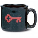 15 oz Campfire Speckle Ceramic Coffee Mug