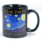 11 oz Black Sublimation Ceramic Coffee Mug
