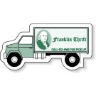 3.125 x 1.4375 Truck Shape Magnet