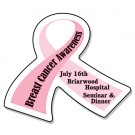 2.6875 x 2.25 Awareness Ribbon Outdoor Magnet