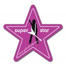 3.125 x 3 Star Shape Outdoor Magnet
