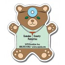 4 x 4.625 Teddy Bear Shape Magnet
