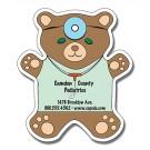 4 x 4.625 Teddy Bear Shape Magnet
