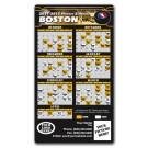 4 x 7 Round Corner HOCKEY Sport Schedule Magnet