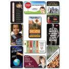 3.5 x 2 Round Corner Business Card Magnet