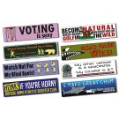 11.5 x 3 Magnetic Car and Truck Sign
