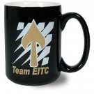 15 oz El Grande Two Tone Ceramic Coffee Mug