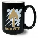 15 oz El Grande Two Tone Ceramic Coffee Mug