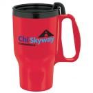15 oz. Budget Traveler(TM) Mug with Slider Lid