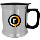 12oz Stainless Steel VIP Travel Mug-