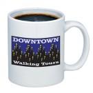 10 oz. Budget Ceramic Coffee Mug